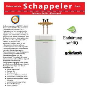 Wasseraufbereitung softliq5 Grünbeck